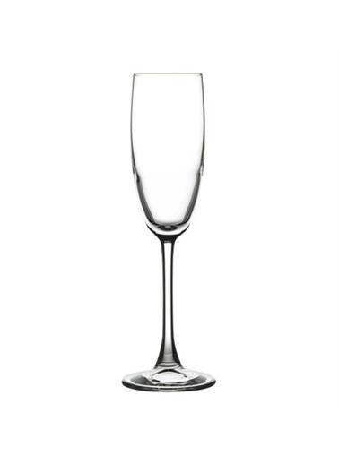 Paşabahçe Paşabahçe 44688 Enoteca Flüt Şampanya Bardağı 6'lı Renkli